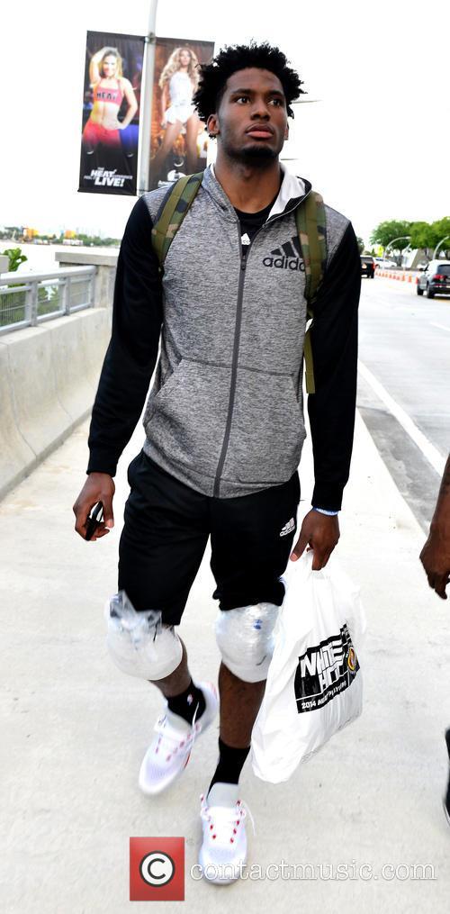 Miami Heat Rookie Justise Winslow 3