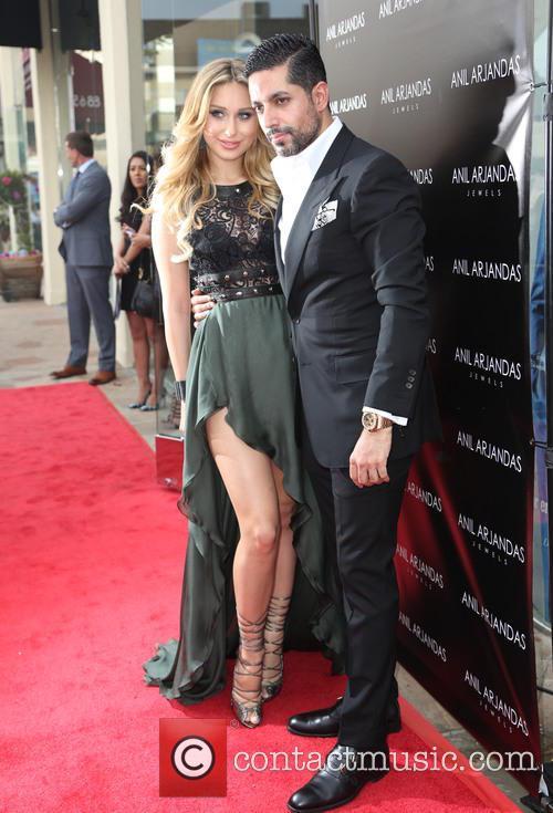 Anil Arjandas and Ella Mois 2