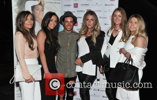 Jamie Birmingham and Models 2