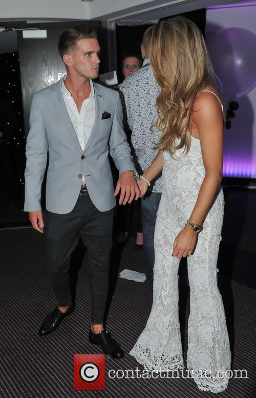 Gary Beadle and Lisa Smith 4