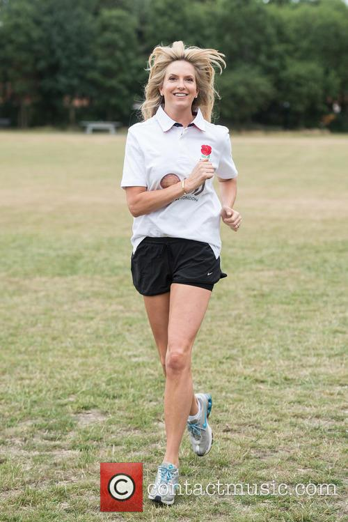 Penny Lancaster promotes Penny for London