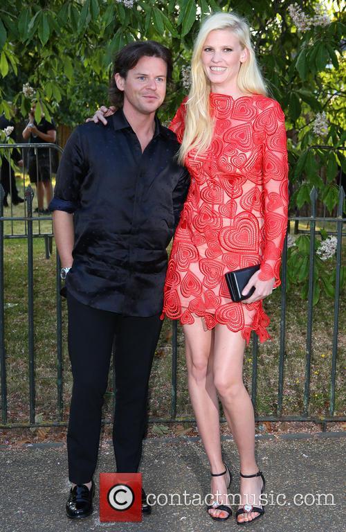 Christopher Kane and Lara Stone 3