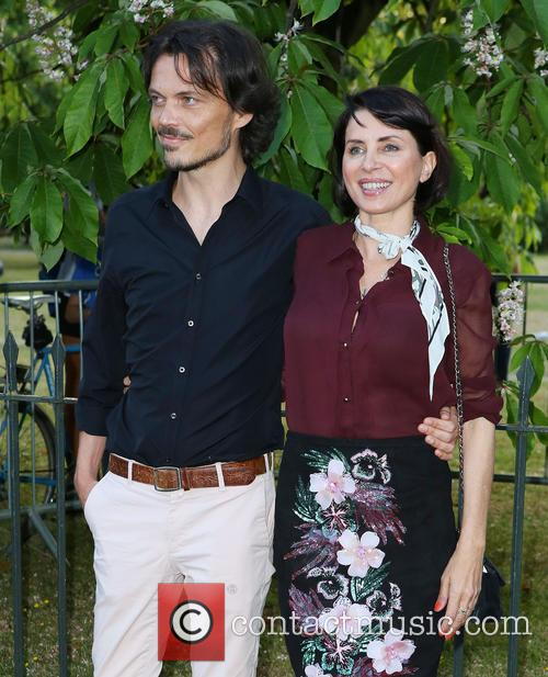 Matthew Williamson and Sadie Frost 6
