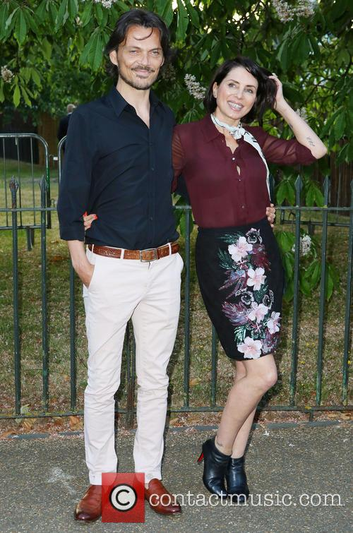 Matthew Williamson and Sadie Frost 7