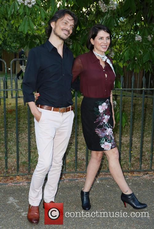 Matthew Williamson and Sadie Frost 1