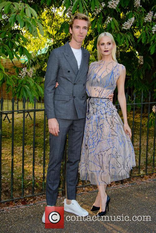 Poppy Delevigne and James Cook 4