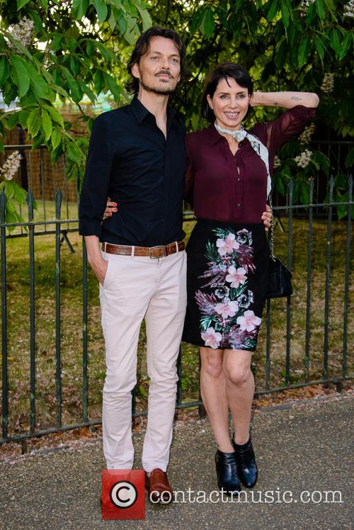 Matthew Williamson and Sadie Frost 5