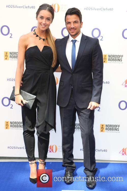 Emily Macdonagh and Peter Andre 2