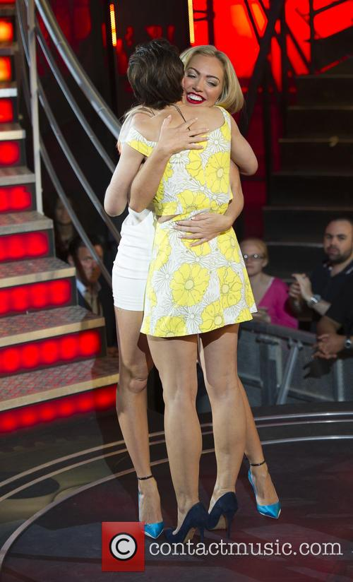 Big Brother and Aisleyne Michael Emma Willis 8