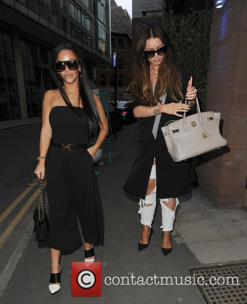 Chelsee Healey and Jodie Stringfellow 2