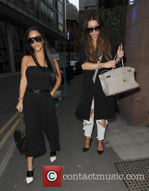 Chelsee Healey and Jodie Stringfellow 3