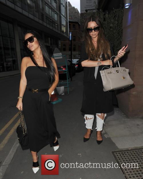 Chelsee Healey and Jodie Stringfellow 4