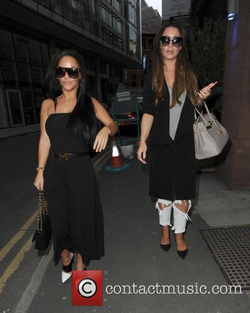 Chelsee Healey and Jodie Stringfellow 5