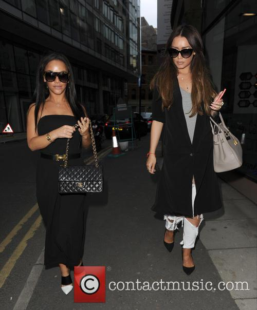 Chelsee Healey and Jodie Stringfellow 7