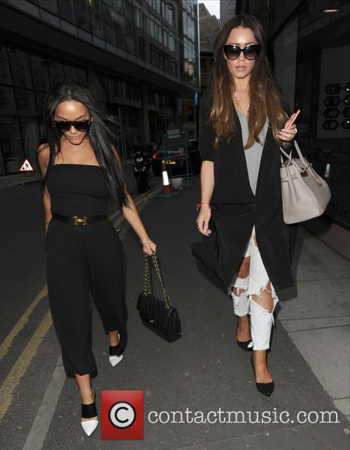 Chelsee Healey and Jodie Stringfellow 11