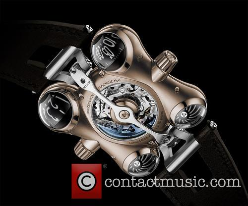 The Horological Machine No., Space Pirate and Award Winning Watch 2