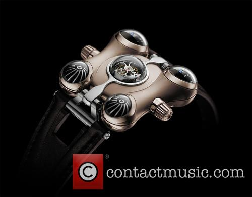 The Horological Machine No., Space Pirate and Award Winning Watch 1