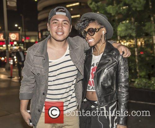 Janelle Monae and Omar Alhindi 2