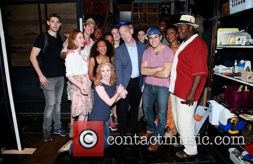 Erin Mackey, J.k. Simmons, Josh Young, Chuck Cooper, Harriet D. Foy and Cast 2