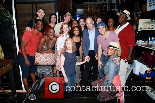 Erin Mackey, J.k. Simmons, Josh Young, Chuck Cooper, Harriet D. Foy and Cast 1