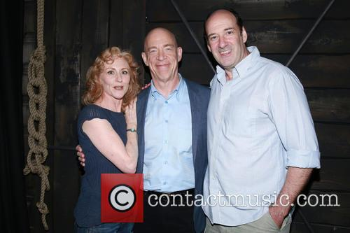 Elizabeth Ward Land, J.k. Simmons and Dan Sharkey 3