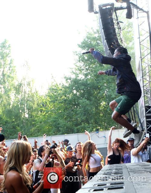 Wireless Festival 2015 - Week 2 - Day...