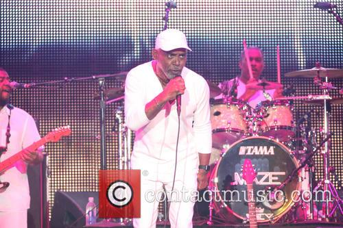 Maze Featuring Frankie Beverly 6