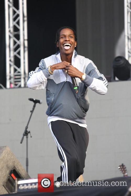 Asap Rocky Wireless Festival 2015 Week 2 Day 1 14 Pictures