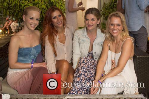 Isabel Edvardsson, Yasmina Filali, Nina Bott and Nova Meierhenrich 3