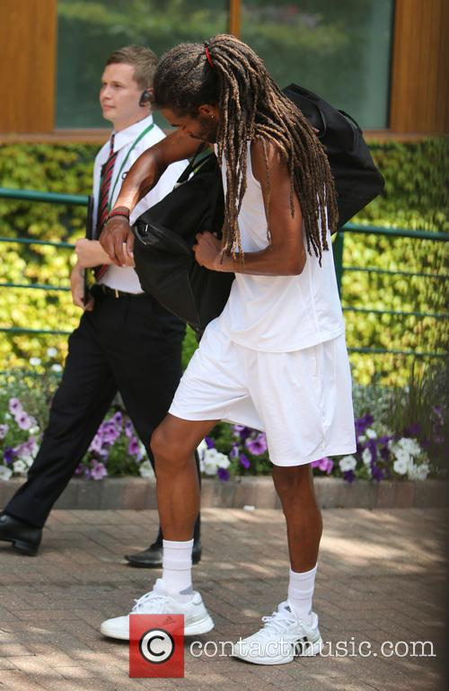 Wimbledon and Dustin Brown 3