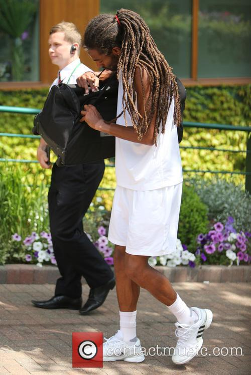 Wimbledon and Dustin Brown 4