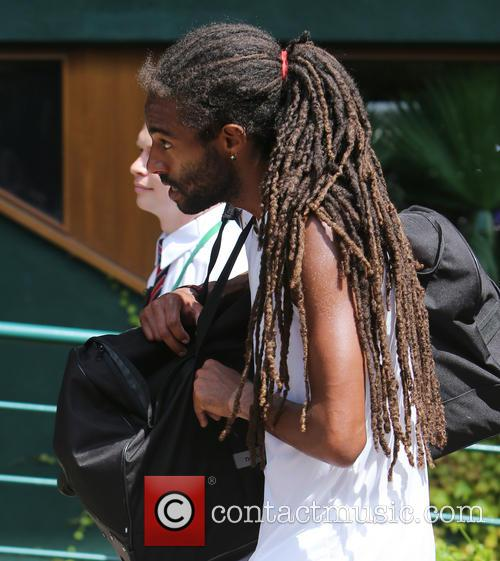 Wimbledon and Dustin Brown 6
