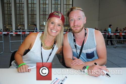 Pia Tillmann and Steffen Donsbach 2