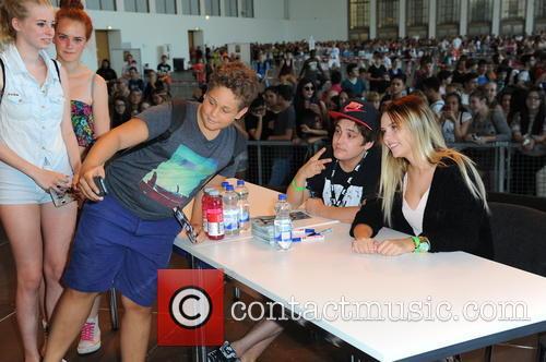 Dagmara Nicole, Dagi Bee, Timo Mikal Torres and Liont 10