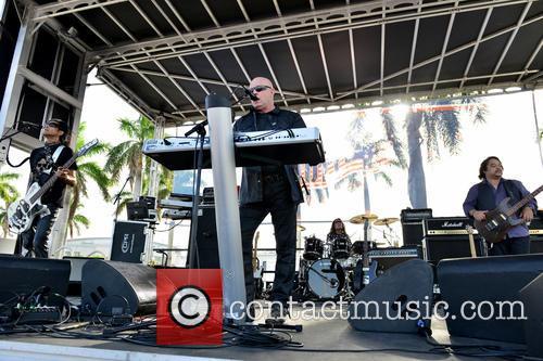Pando, Mike Score, Michael Brahm and Joe Rodriguez 2