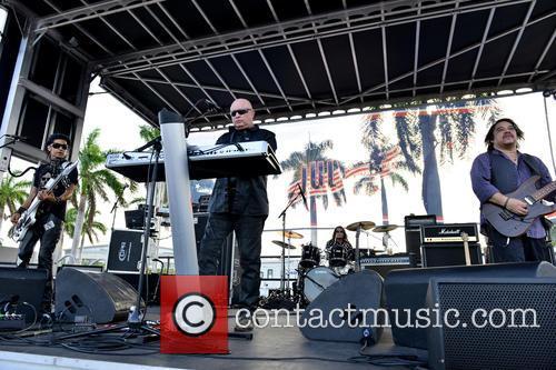 Pando, Mike Score, Michael Brahm and Joe Rodriguez 1