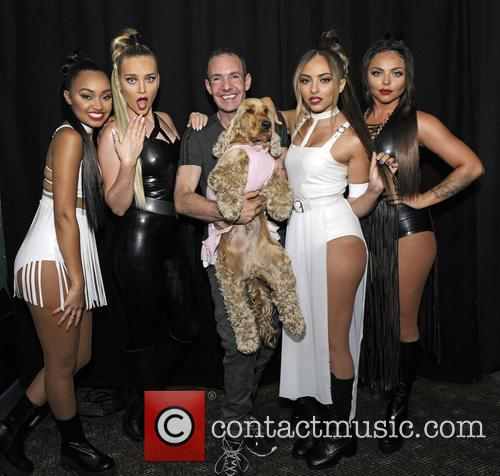 Little Mix, Jeremy Joseph, Jade Thirlwall, Perrie Edwards, Leigh-anne Pinnock and Jesy Nelson 3