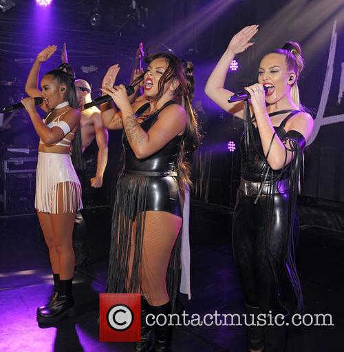 Little Mix, Jade Thirlwall, Perrie Edwards, Leigh-anne Pinnock and Jesy Nelson 7