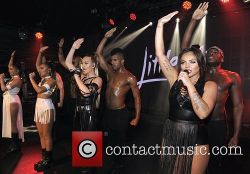 Little Mix, Jade Thirlwall, Perrie Edwards, Leigh-anne Pinnock and Jesy Nelson 8