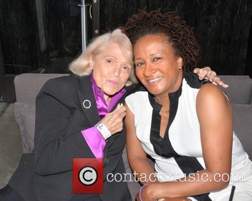 Edith Windsor and Wanda Sykes 1
