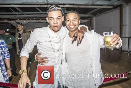 Roshon Fegan and Jeffery Exclusive 3