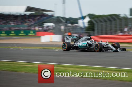 Nico Rosberg 1