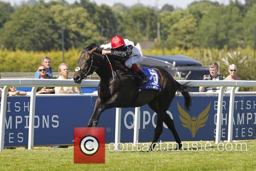Golden Horn and Frankie Dettori 3
