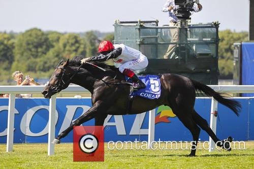 Golden Horn and Frankie Dettori 6