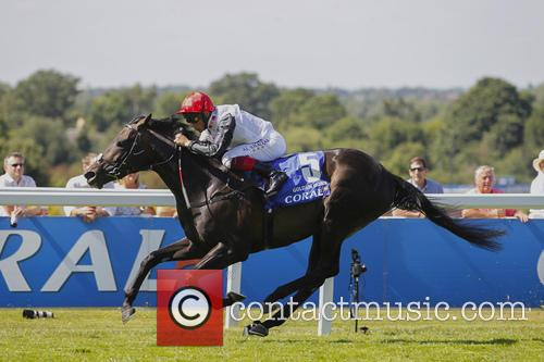 Golden Horn and Frankie Dettori 7
