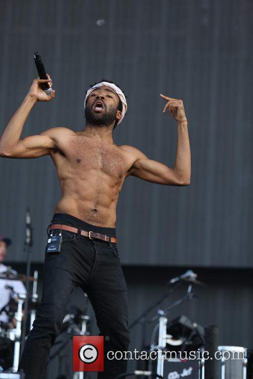 Donald Glover and Childish Gambino 4