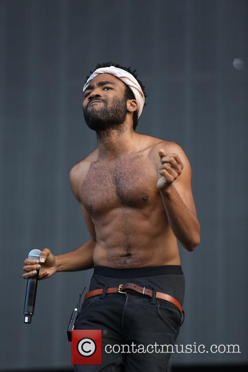 Donald Glover and Childish Gambino 9