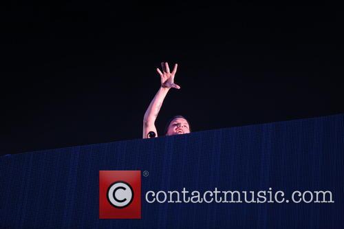 Avicii and Tim Bergling 1