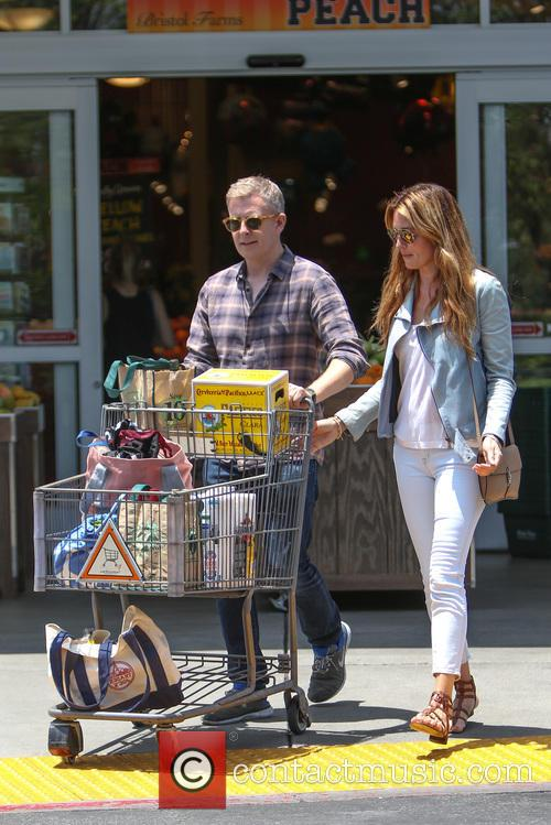 Cat Deeley and Patrick Kielty 3