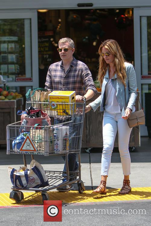 Cat Deeley and Patrick Kielty 4